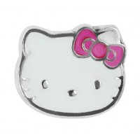 """Novelty"" Hello Kitty, plateado"